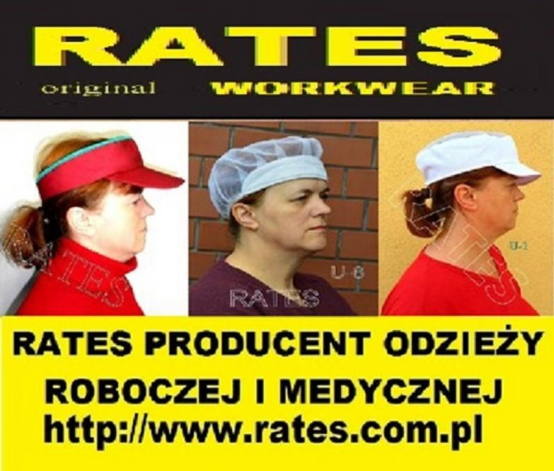 czapki do pracy producent rates